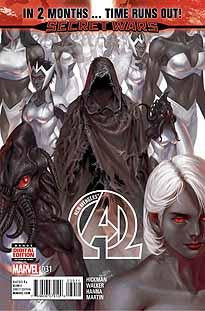 NEW AVENGERS VOL 3 #31 TRO