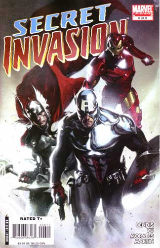 SECRET INVASION #6 SI