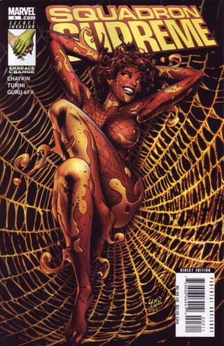 SQUADRON SUPREME VOL 3 #3 - Kings Comics