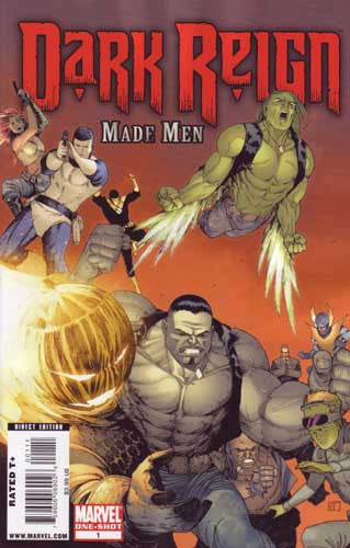 DARK REIGN MADE MEN