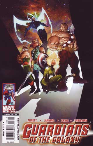 GUARDIANS OF GALAXY VOL 2 #18