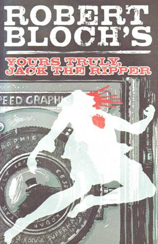 YOURS TRULY JACK THE RIPPER VOL 1 TP
