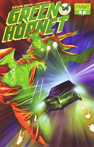KEVIN SMITH GREEN HORNET #7