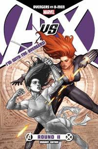 AVENGERS VS X-MEN #11 AVENGERS TEAM VAR AVX