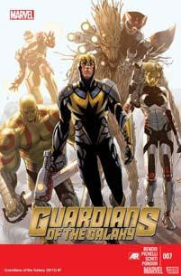 GUARDIANS OF GALAXY VOL 3 #7