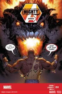 MIGHTY AVENGERS VOL 2 #14