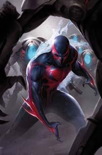 SPIDER-MAN 2099 VOL 2 #3
