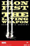 IRON FIST LIVING WEAPON #6