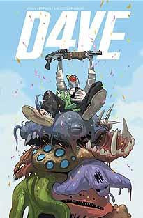 D4VE TP VOL 01 - Kings Comics