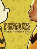 PEANUTS A TRIBUTE TO CHARLES M SCHULZ HC - Kings Comics