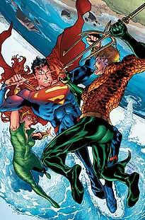 AQUAMAN VOL 6 #6
