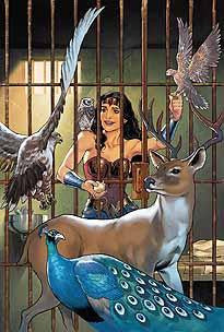 WONDER WOMAN VOL 5 #6