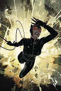 CATWOMAN TP VOL 08 RUN LIKE HELL