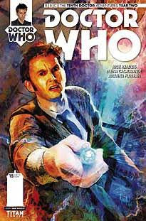 DOCTOR WHO 10TH YEAR TWO #15