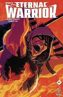 WRATH OF THE ETERNAL WARRIOR #11 (NEW ARC)