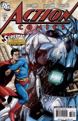 ACTION COMICS #858 VAR ED - Kings Comics