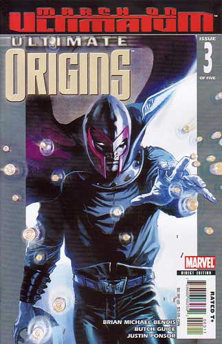 ULTIMATE ORIGINS #3 DELL OTTO CVR