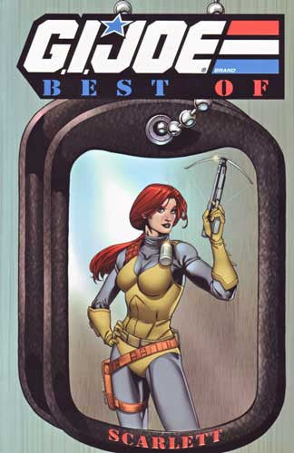 GI JOE BEST OF SCARLETT TP