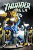 THUNDER AGENTS CLASSICS TP VOL 04