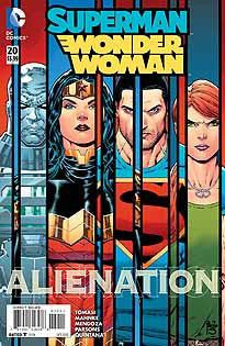 SUPERMAN WONDER WOMAN #20