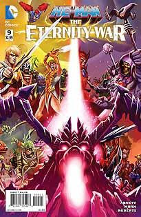 HE MAN THE ETERNITY WAR #9
