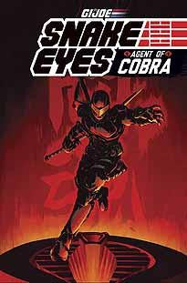 G.I. JOE SNAKE EYES AGENT OF COBRA TP