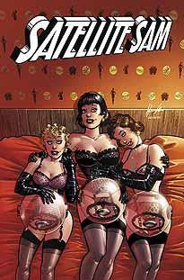 SATELLITE SAM TP VOL 03 LIMESTONE CAVES OF FIRE - Kings Comics