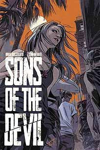 SONS OF THE DEVIL #4 - Kings Comics