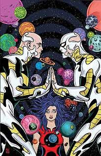 SILVER SURFER VOL 6 #15 SWA