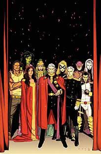 HOUSE OF M VOL 2 #1 SWA