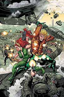 AQUAMAN VOL 6 #5