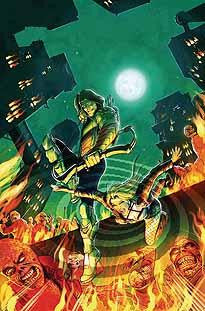 GREEN ARROW VOL 7 #5