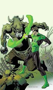 HAL JORDAN AND THE GREEN LANTERN CORPS #2 VAR ED