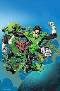 HAL JORDAN AND THE GREEN LANTERN CORPS #3 VAR ED - Kings Comics