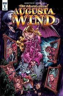 ADV OF AUGUSTA WIND LAST STORY #1 - Kings Comics