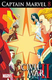 CAPTAIN MARVEL VOL 8 #8 CW2