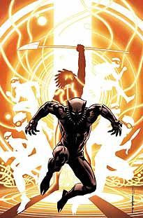 BLACK PANTHER VOL 6 #5