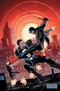 DAREDEVIL PUNISHER #4