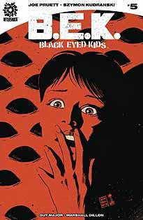 BLACK EYED KIDS #5