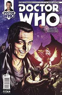 DOCTOR WHO 9TH VOL 2 #5