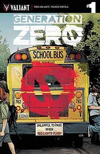 GENERATION ZERO #1 - Kings Comics