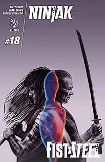 NINJAK VOL 3 #18 - Kings Comics