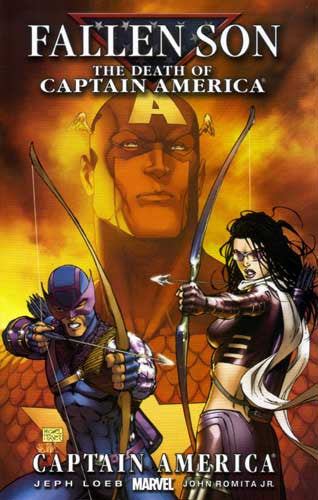 FALLEN SON DEATH OF CAPTAIN AMERICA #3 TURNER CVR (0NE PER CUSTOMER)