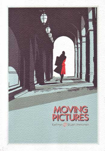 MOVING PICTURES GN - Kings Comics