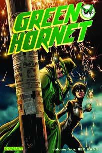 GREEN HORNET TP VOL 04 RED HAND