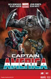 CAPTAIN AMERICA VOL 7 #7 NOW2 - Kings Comics