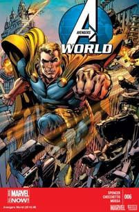 AVENGERS WORLD #6 - Kings Comics