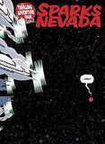SPARKS NEVADA MARSHAL ON MARS #4 - Kings Comics