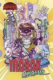 MODOK ASSASSIN #1 SWA