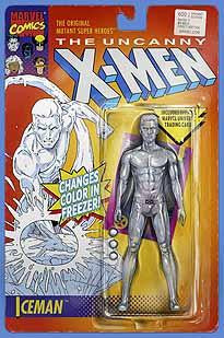 UNCANNY X-MEN VOL 3 #600 CHRISTOPHER ACTION FIGURE B VAR